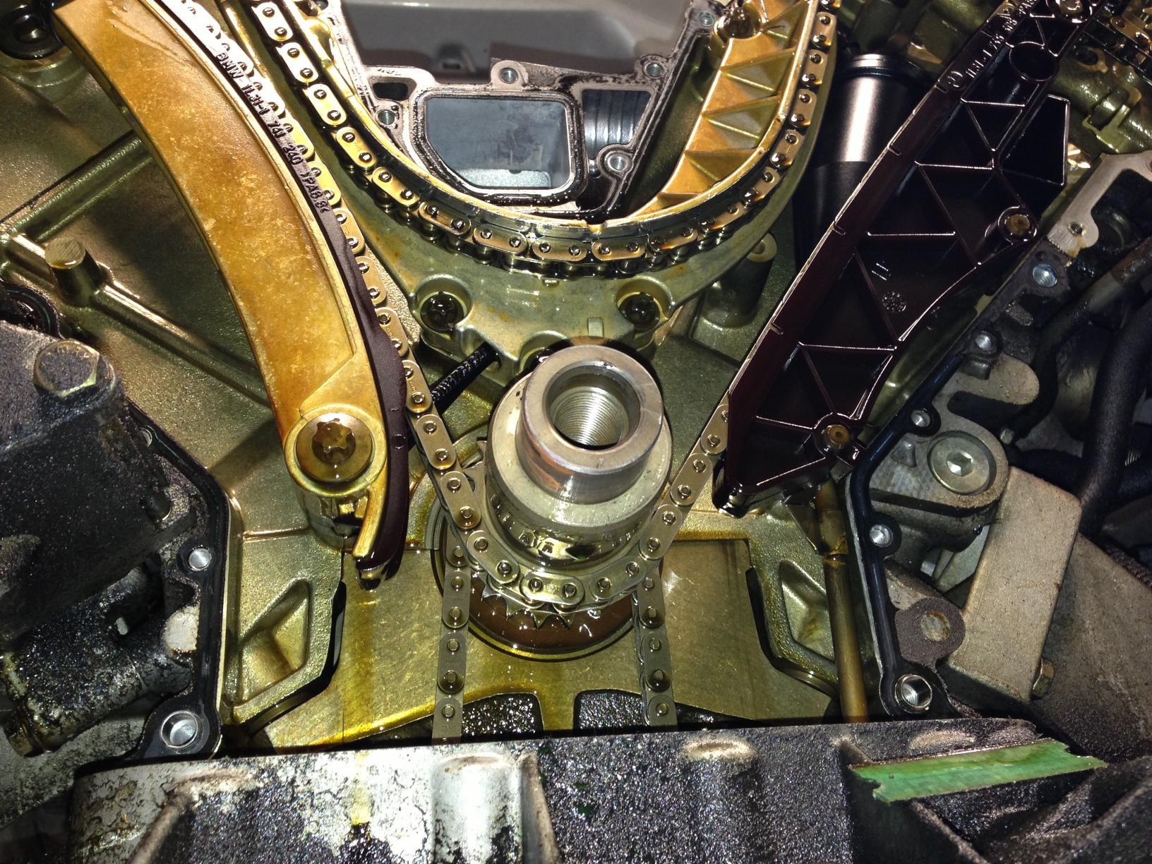 Oprava motorov