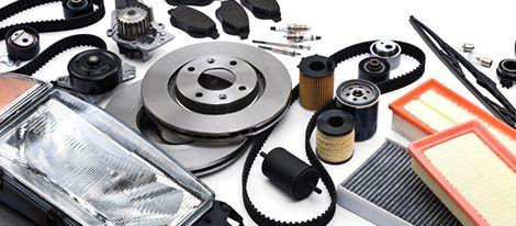 Predaj náhradných dielov a pneumatík